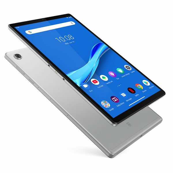 Tablet Lenovo TB-X606X M10+ OctaC, 4GB, 128GB, LTE, 10FHD, sivi, ZA5V0041BG