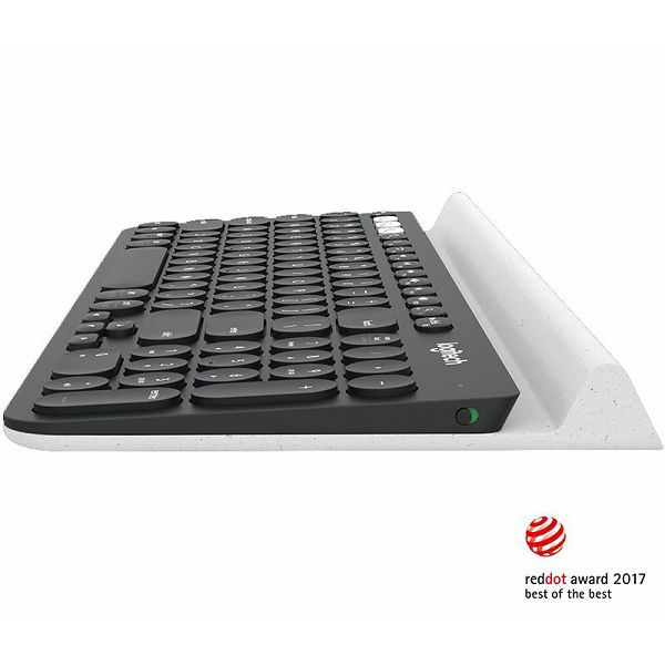 K780 Multi-Device Wireless Keyboard DARK Grey