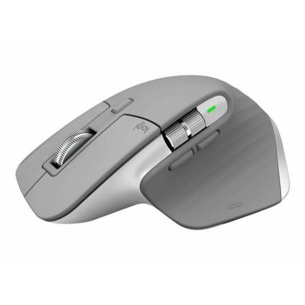 Logitech MX Master 3 Wireless Mouse, Grey