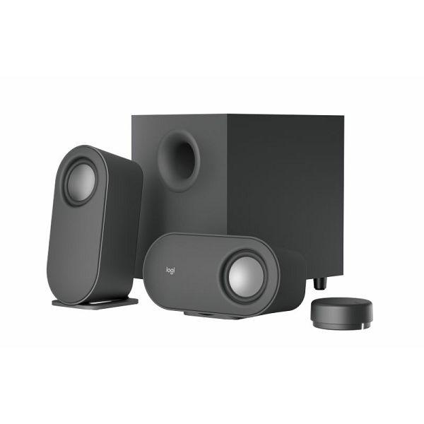 Logitech Z407 2.1 Bluetooth zvučnici, crna