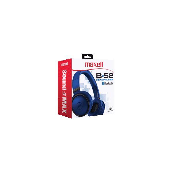 Slušalice Maxell bežične BTB52 plave