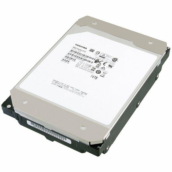 HDD Server TOSHIBA (3.5, 14TB, 256MB, 7200 RPM, SATA 6 Gb/s)