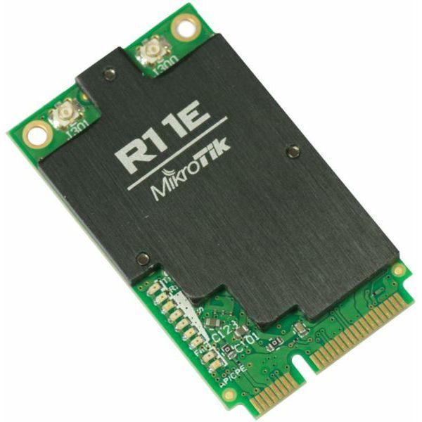 MikrTik 2,4GHz mini PCI-E card withu.fl connectors