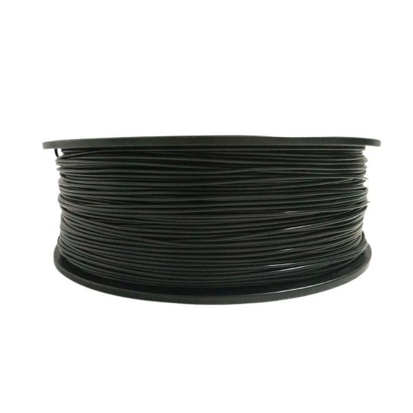 Filament for 3D, PA nylon, 1.75 mm, 1 kg, black