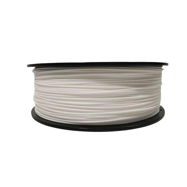 Filament for 3D, PA nylon, 1.75 mm, 1 kg, white