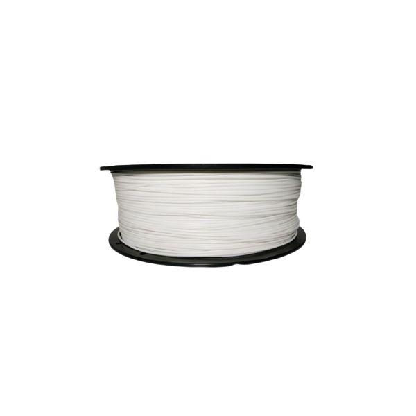 Filament for 3D, PLA, 1.75 mm, 1 kg, white