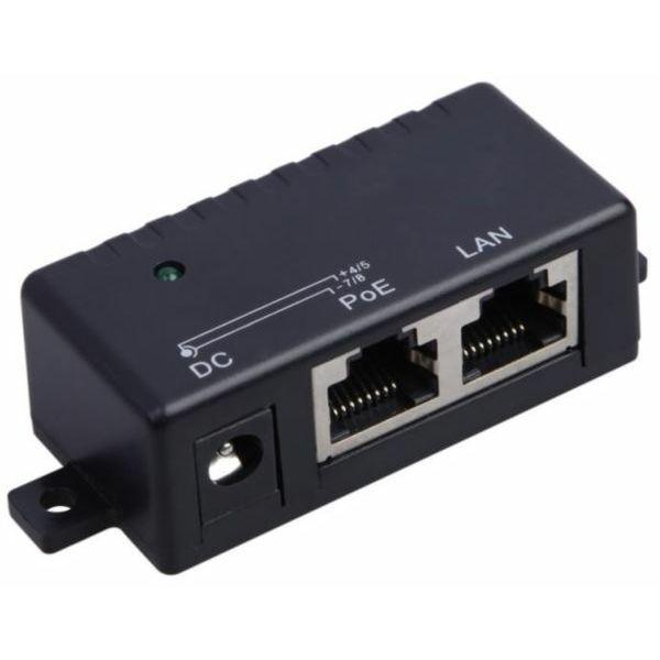 Maxlink Pasivni PoE injektor sa LED - Gigabitni
