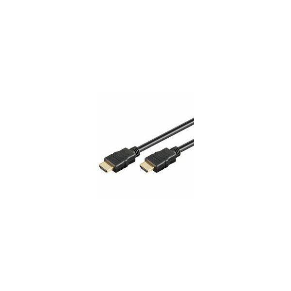184 NaviaTec HDMI A-plug to A-plug 2m w Ethernet