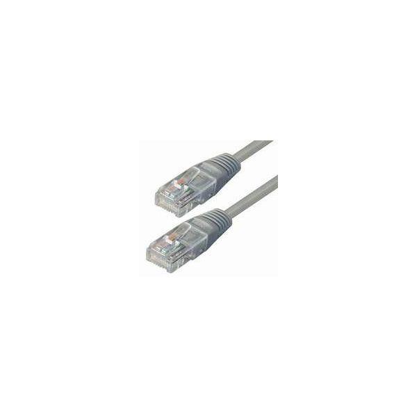 #271 NaviaTec cat5e UTP 0,25m grey