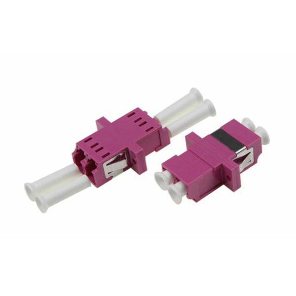 NFO Adapter LC, MM, OM4, Duplex
