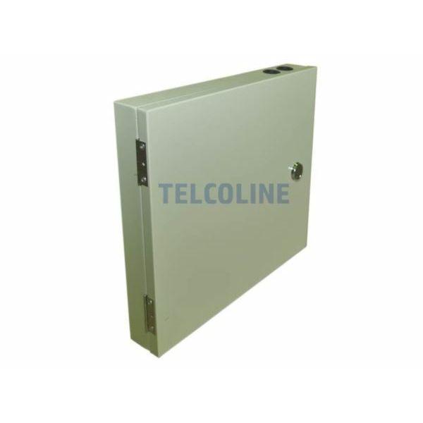 NFO Metal distribution box 24x SC Simplex LC Duplex