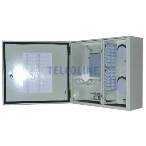 NFO Metal distribution box 92x SC Simplex LC Duplex