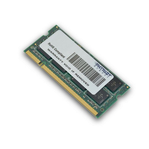 Memorija Patriot Sig. SODIMM, DDR2 800Mhz, 2GB