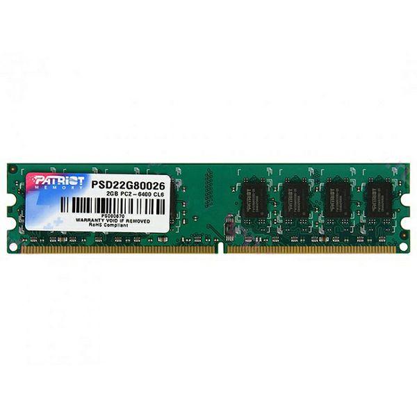 Memorija Patriot Signature,DDR2  800Mhz, 2GB