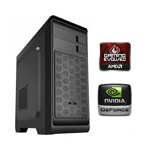 PC Računalo MagazinRS Gamer (AMD X4 860K 3.7GHz, GTX 1050 2GB, 8GB DDR3 RAM, HDD 1TB, DVD-RW)