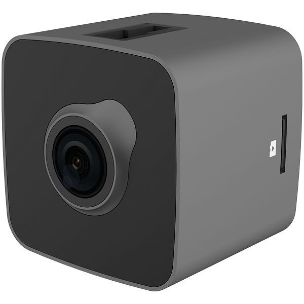 Car Video Recorder PRESTIGIO RoadRunner CUBE (FHD 1920x1080@30fps, 1.5 inch screen, 2 MP CMOS SONY IMX323 image sensor, 2 MP camera, 140° Viewing Angle, Micro USB, 150 mAh, WiFi, Motion Detection, G-s