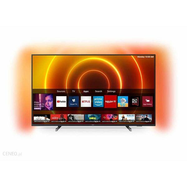 Televizor Philips 43PUS7805, 109cm, 3xHDMI, Smart, Amb3, UHD