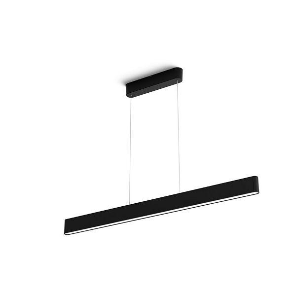 Philips Ensis Hue visilica, crna, 2x39W 24V
