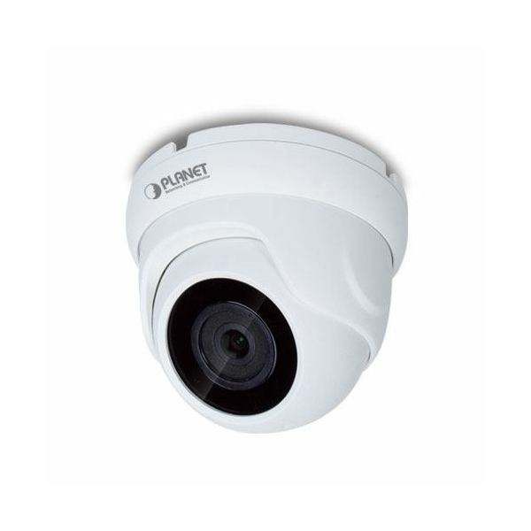 Planet 3 MP H.265 1080p Smart IR Dome IP Camera with 3.6 mm lens
