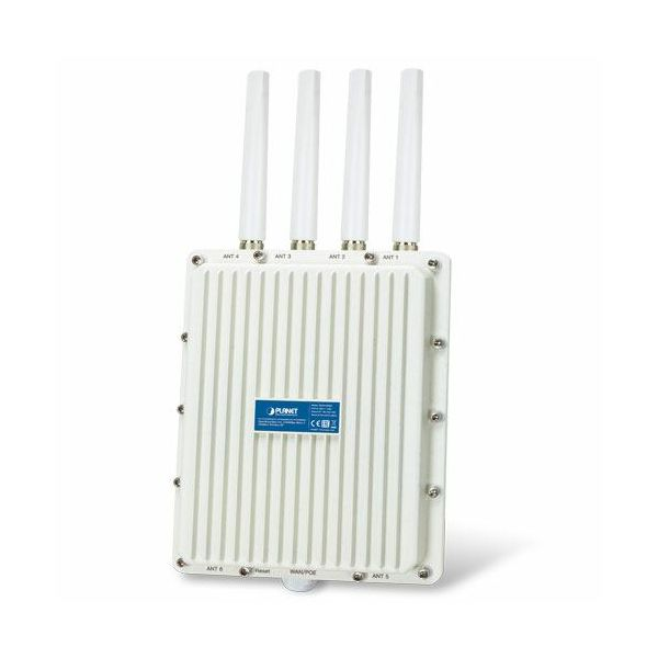Planet Dual Band 802.11ac 1200Mbps Wave 2 Outdoor Wireless AP