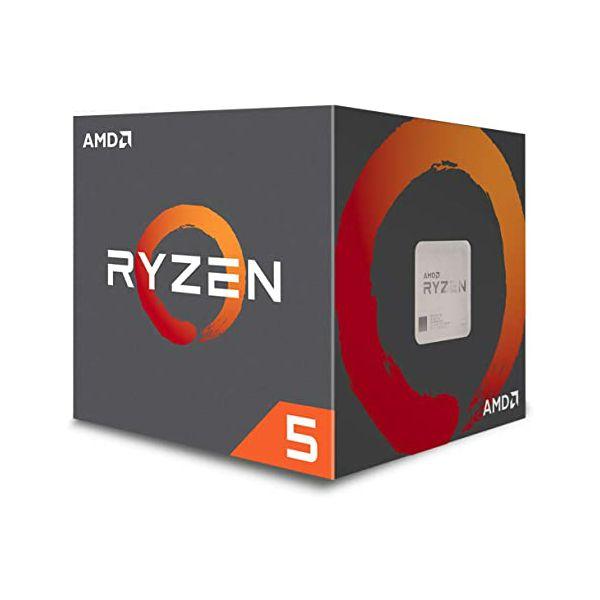 Procesor AMD Ryzen 5 1600 AF, 12nm (3.2/3.6GHz Boost,19MB,65W,AM4) box