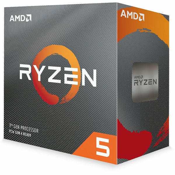 Procesor AMD Ryzen 5 3600 AM4 CPU 3.6GHz