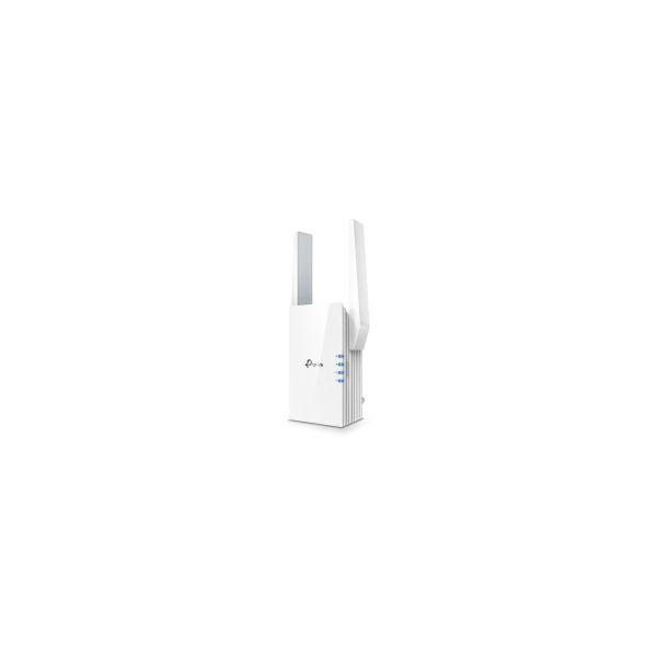TP-Link AX1500 bežični pojačivač dometa (Wi-Fi 6 Range Extender), Dual Band 300Mbps/1200Mbps (2.4GHz/5GHz), 802.11a/n/ac/ax/b/g/n, 1×G-LAN, 2×vanjska antena