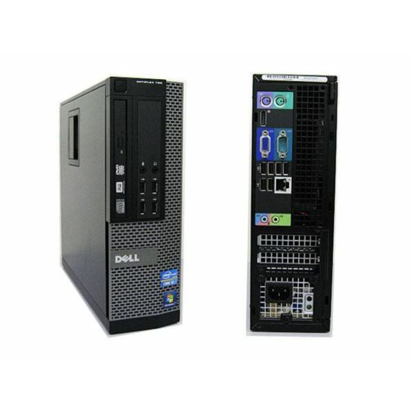 Računalo Rennowa Dell Optiplex 790 SFF i5-2400 4GB 250GB DVD COA