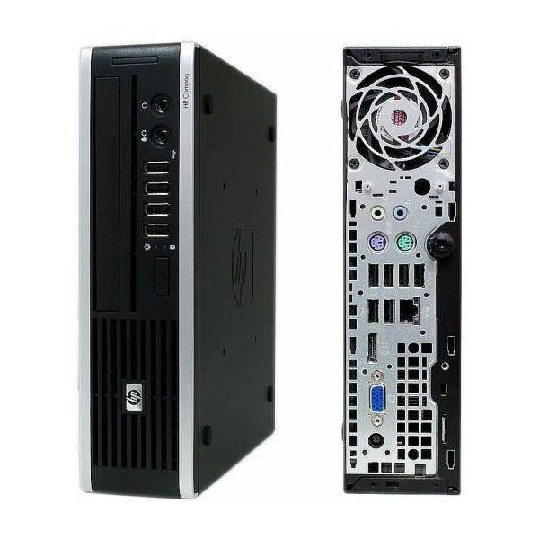Rennowa HP Compaq Elite 8300 USDT i5-3470S 8GB 120GB SSD DVD Win COA
