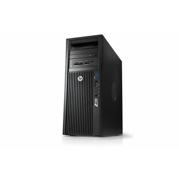 Refurbished Workstation HP Z420 E5-1603 8GB 500-7 GC W7P_COA