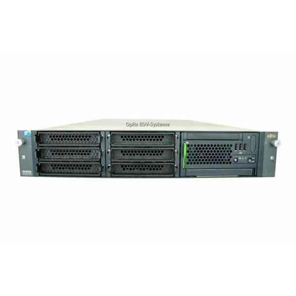 Refurbished Server Rack Fujitsu RX300 S6 2xE5-5649 16GB 6x3.5' 2xPSU