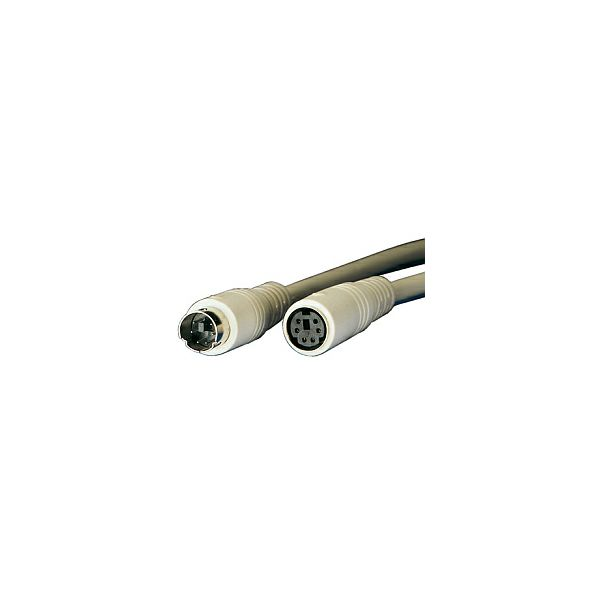 Roline produžni kabel za tipkovnicu,miša PS,2 M-F, 3.0m