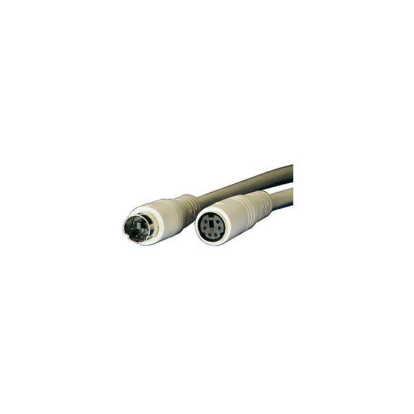 Roline produžni kabel za tipkovnicu,miša PS,2 M-F, 1.8m