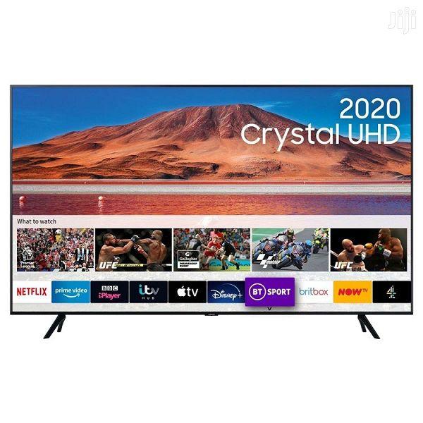 Televizor LED TV Samsung UE43TU7172 UHD
