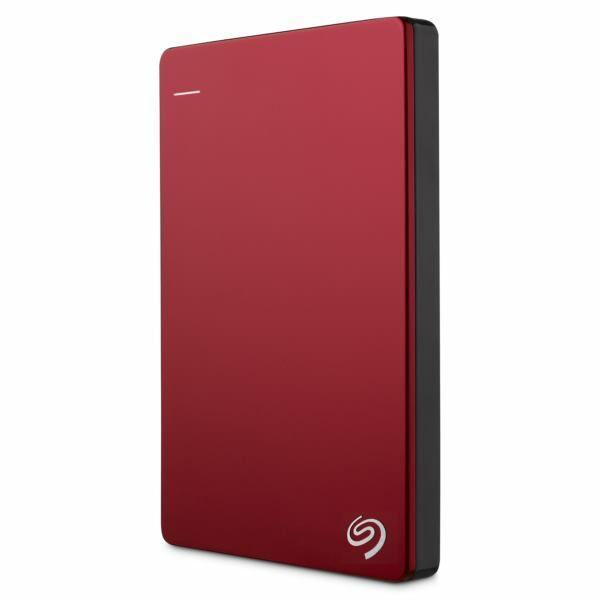 Vanjski disk Seagate 2TB Slim Plus Red