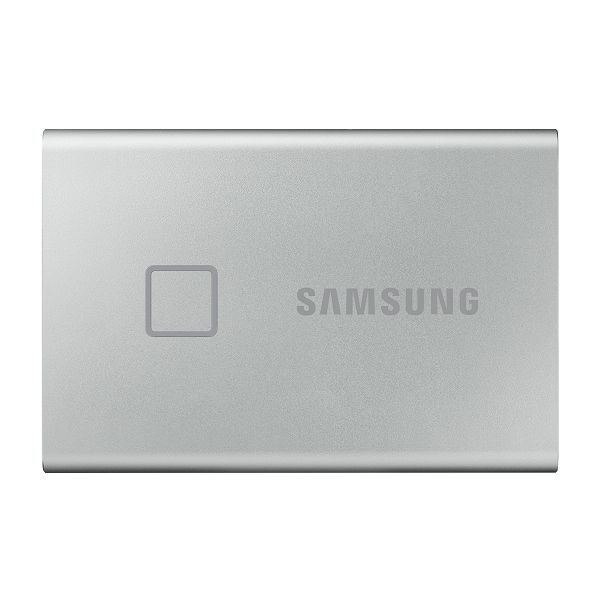 SAMSUNG Portable SSD T7 Touch 500GB extern USB 3.2