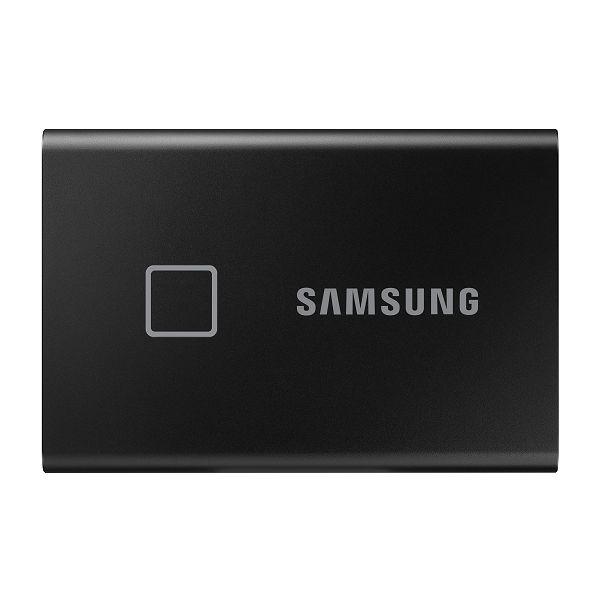 SAMSUNG Portable SSD T7 Touch 1TB extern USB 3.2¸G