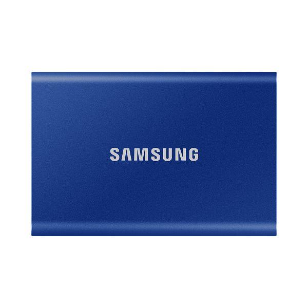 SAMSUNG Portable SSD T7 500GB extern USB 3.2