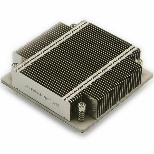 1U Passive CPU Heat Sink for LGA 1150/1155, BKT-0028L Included