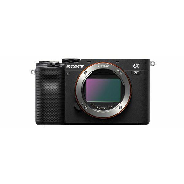 Sony ILCE-7C, 24,3MP, 3