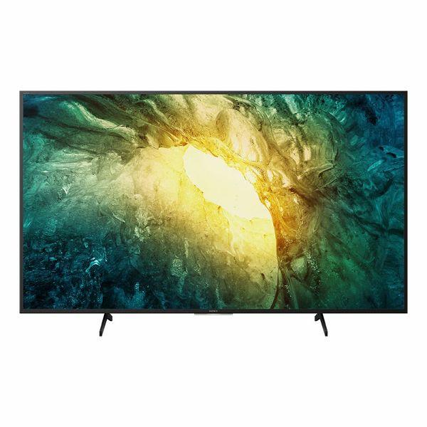 Televizor Sony KD-43X7055, 4K HDR, WiFi, Linux