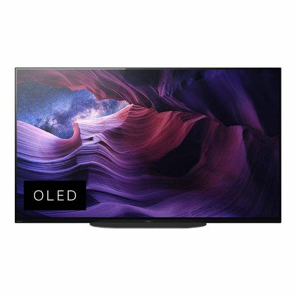 Televizor Sony KE-48A9, 4K HDR, OLED, Android TV