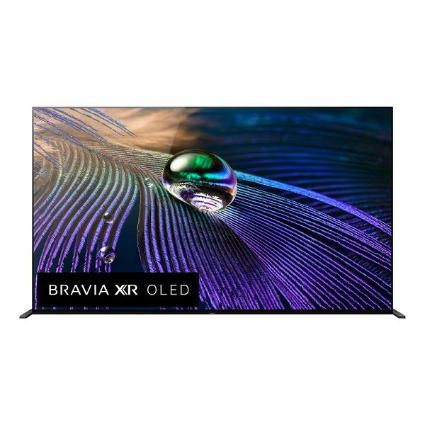 Televizor Sony XR-55A90J, 4K HDR OLED, WiFi, Google TV