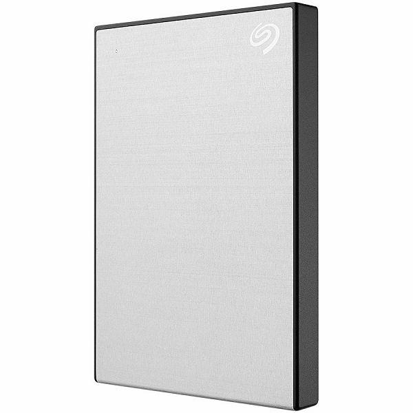 Vanjski disk SEAGATE HDD External ONE TOUCH ( 2.5/1TB/USB 3.0) Silver