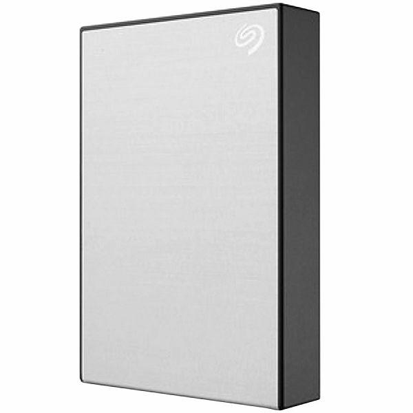 Vanjski disk SEAGATE HDD External ONE TOUCH ( 2.5/4TB/USB 3.0) Silver