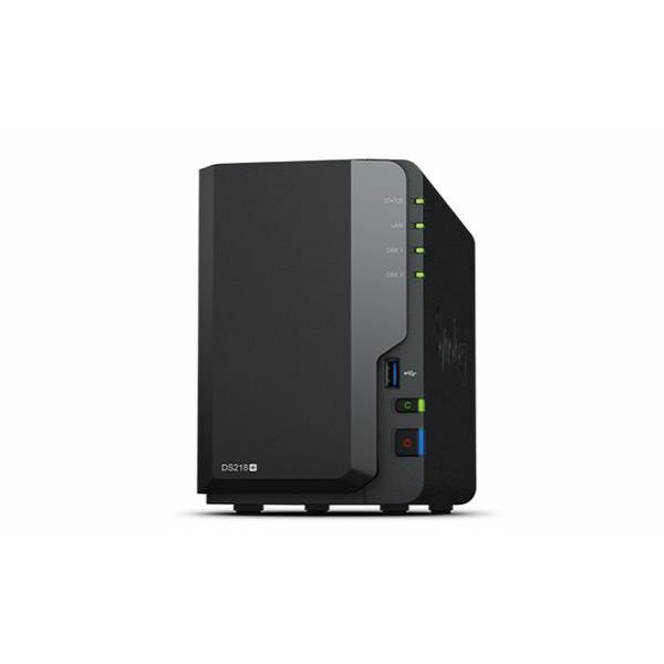 Synology entry-level 2-bay NAS for home
