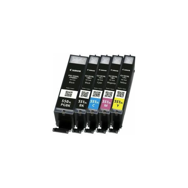 Tinta Canon CLI-551Y