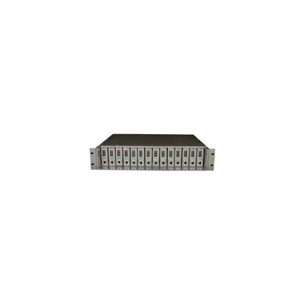 TP-Link kućište za optički konverter, 14-slot, neupravljivo, 19