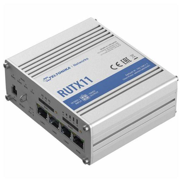 Router 4G Cat6/3G/WiFi/4xGb/2xSIM/2xIO/GPS/BT