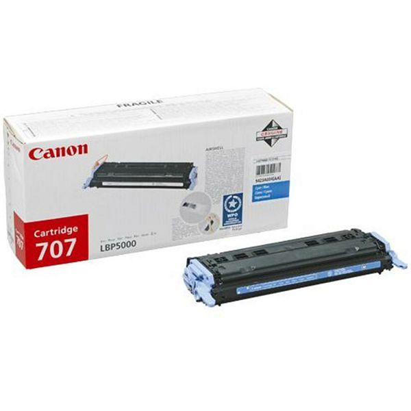 Toner Canon CRG-707 cyan